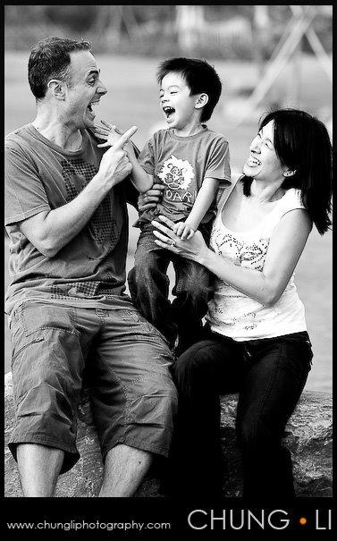 san francisco hong kong family portrait