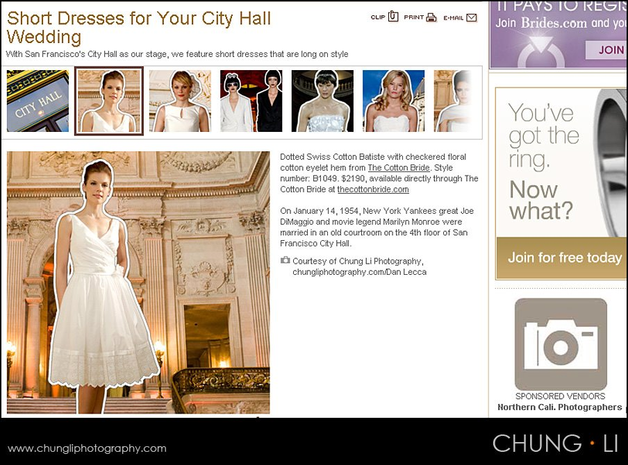 chung li photography san francisco city hall wedding