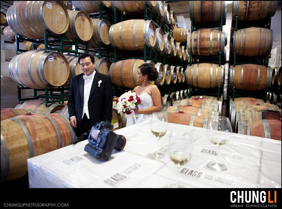 san francisco winery engagement wedding photographer