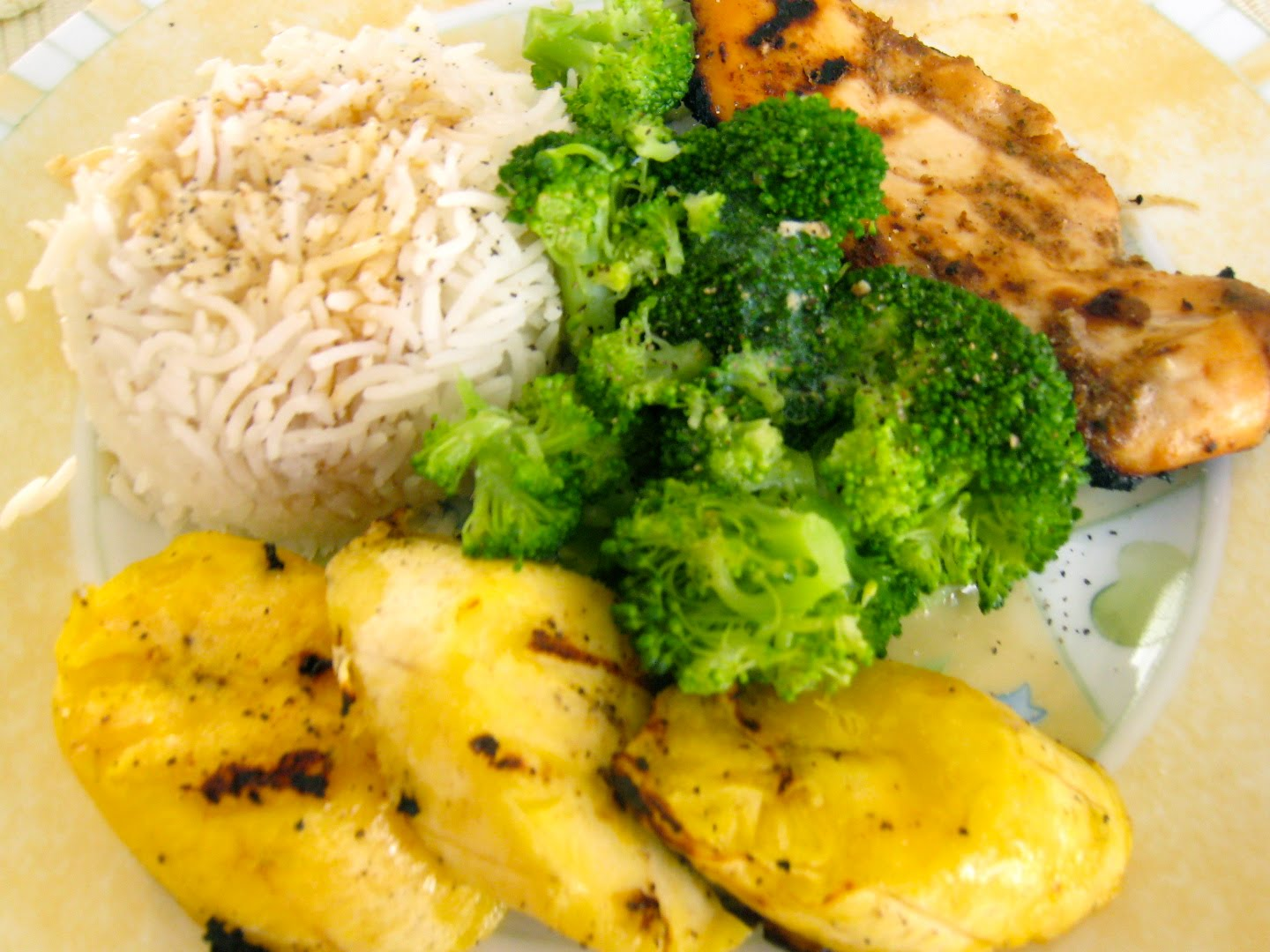 my nutritious dish: cooking with plantains ~ jamaican style!