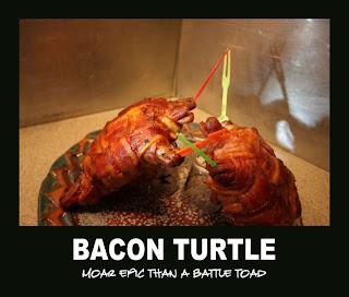 The Joy Of Turtle Bacon Turtles