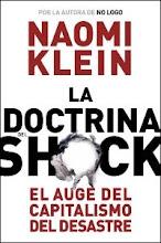 Naomi Klein gana el primer premio Warwick con La doctrina del shock.
