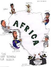 El robo de las tierras de África