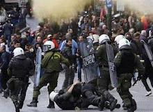 Grecia paralizada por una nueva Huelga General