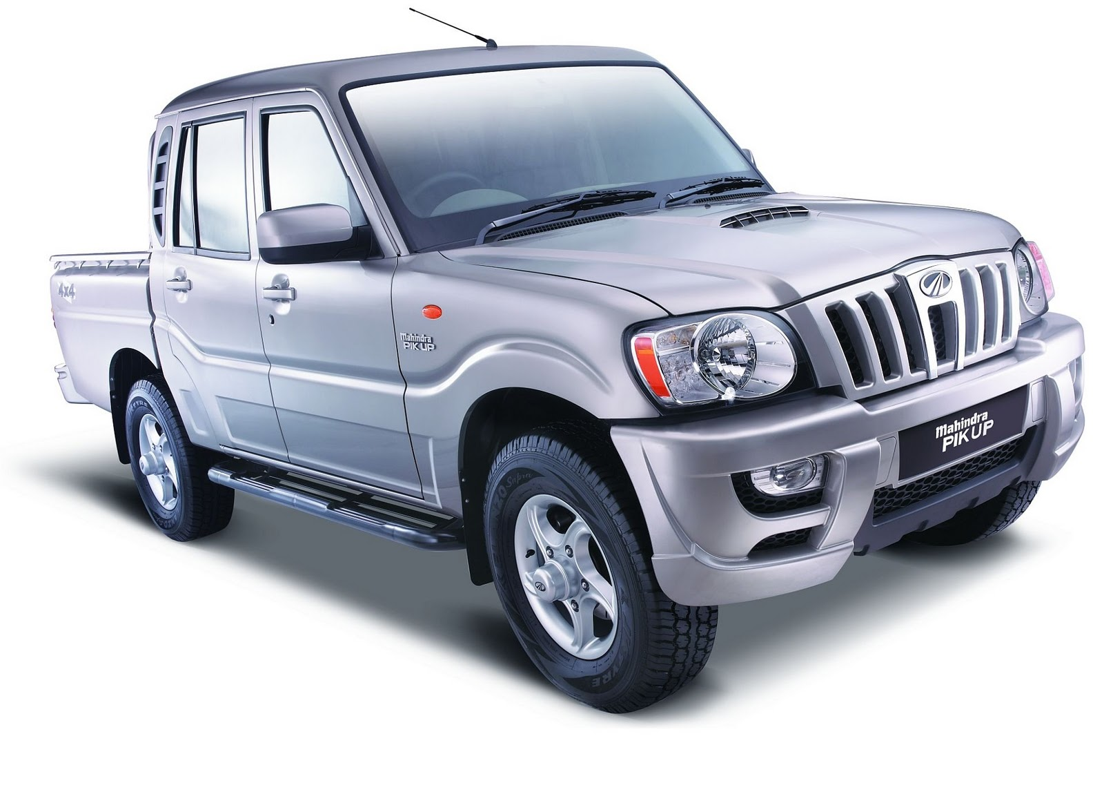 IN4RIDE: EATON M-LOCKER DIFF STIFFENS MAHINDRA SCORPIO