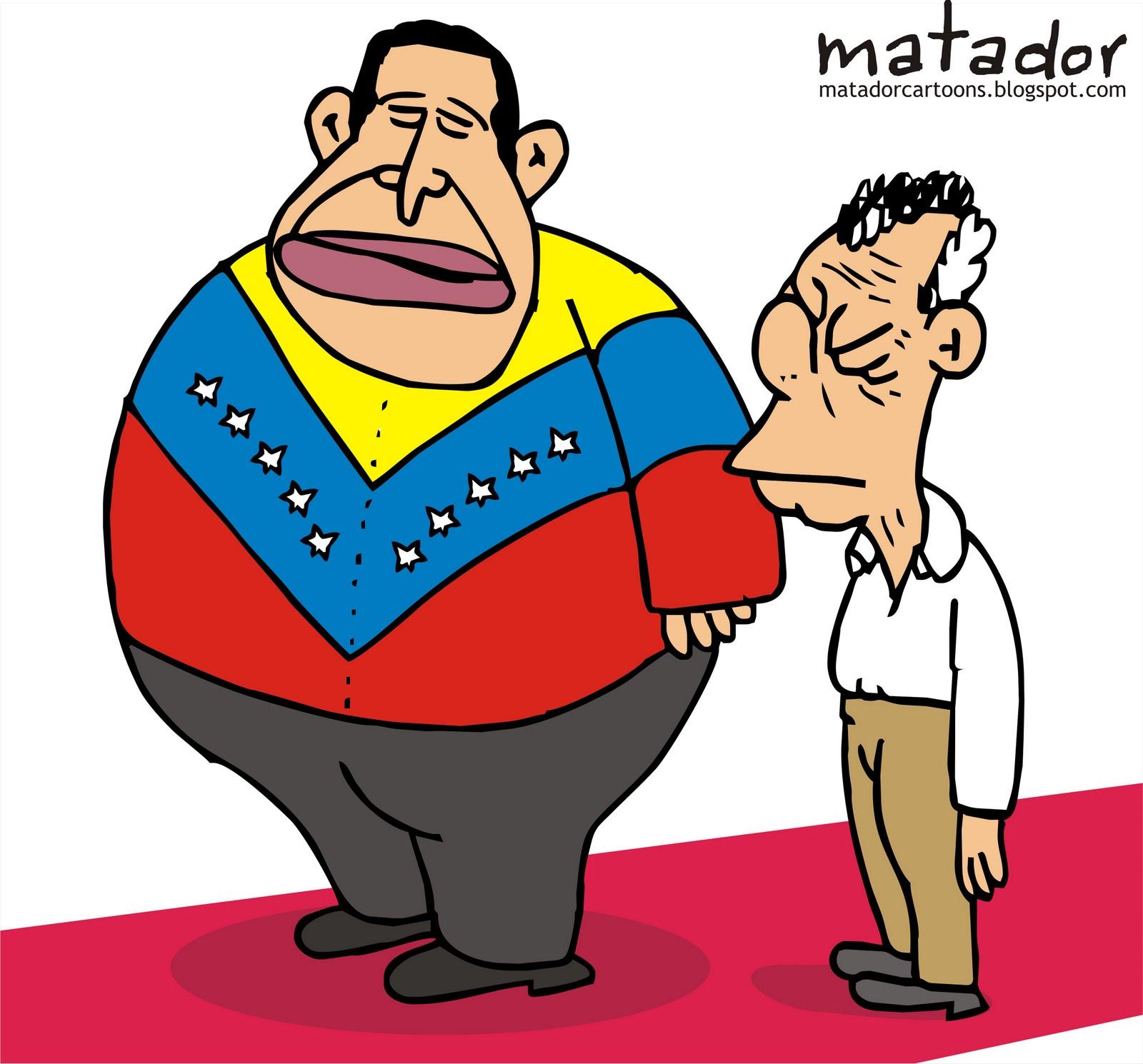 Caricaturas de flacos y gordos - Imagui