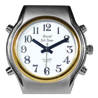 Imagen de Reloj pulsera parlante para mujer. Haz click o presiona enter para agrandar.