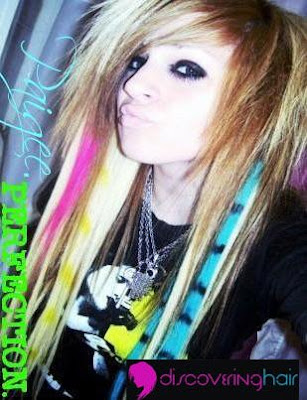 Emo Hairstyles. Types of Hair Relaxers