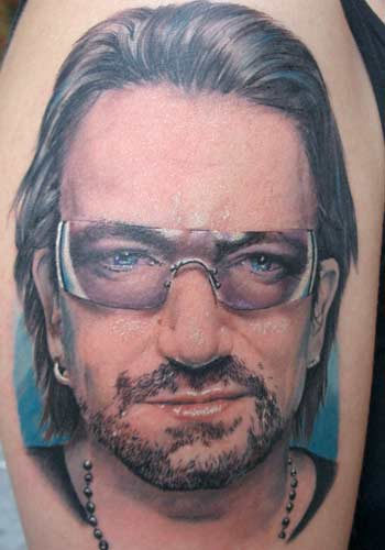 common tattoo symbols aztec warriors tattoo. Bono illuminati stooge - Page 10 - David Icke's Official Forums