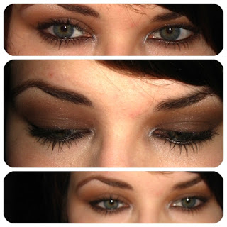 Isadora eyeshadow paltte in Classic browns