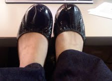 shoe of the day...