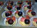 fruit tart L Size