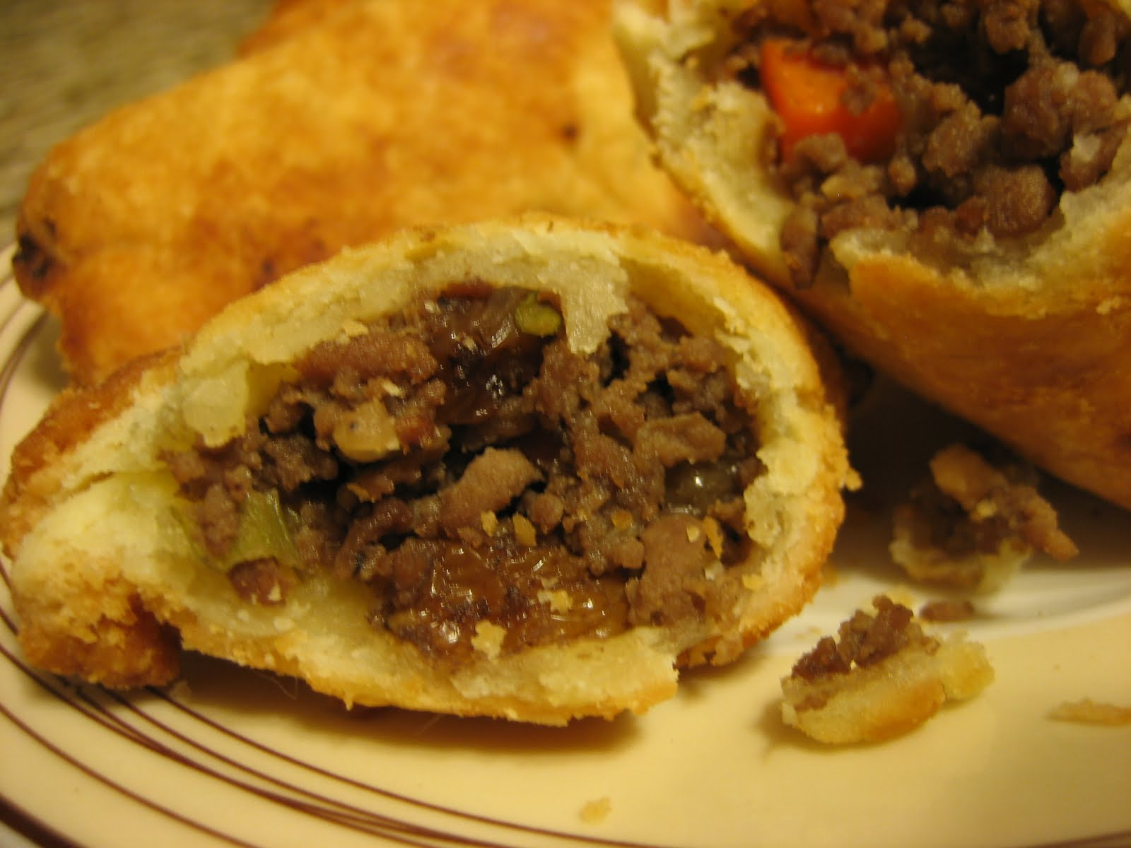 Fried Beef Empanada Recipe | Mexican Food Recipes