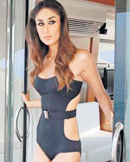 Kareena in black bikini images amp pictures becuo