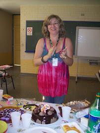 Comemorando o aniversário da Susley