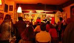 """La Tertulia,Granada NOVIEMBRE 2009 _""""Volviendo a todo volver"""""""
