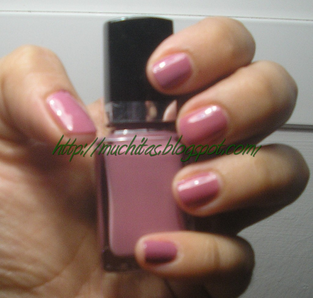 Muchi\'s Corner: Uñas Malva (The Color Workshop)