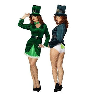 Irish Costume for St. Patrick's Day