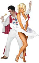 Marilyn Monroe & Elvis Costumes