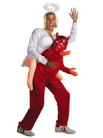 Halloween fancy dress costume - devil costume