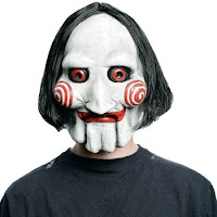 Jigsaw Puppet Costume from the SAW