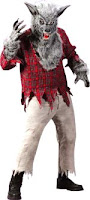 Plus Size Adult Werewolf Halloween Costume