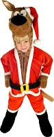 Santa Scooby-Doo Christmas Costume