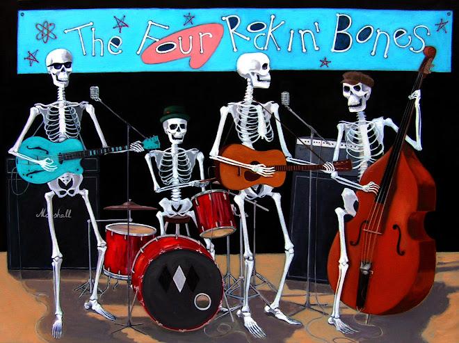 The Four Rockin' Bones