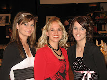 Cassi, Tara and Heather
