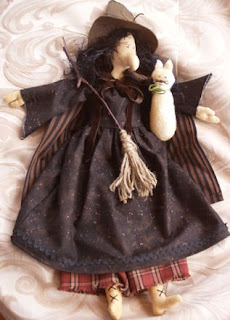 Hanging Kitchen Witch Dolls - Squidoo : Welcome to Squidoo