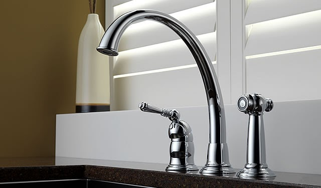 Why Are Kitchen Faucets Al