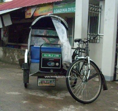 De Pedal - Front