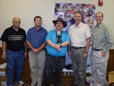 Myself and Don Keating, Eric Altman, M.K. Davis and Jeff Meldrum