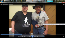 Bob Gimlin and I, Ohio Bigfoot Conference 5-14-10