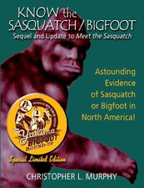 Know The Sasquatch/Bigfoot