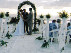 Boda en la Playa
