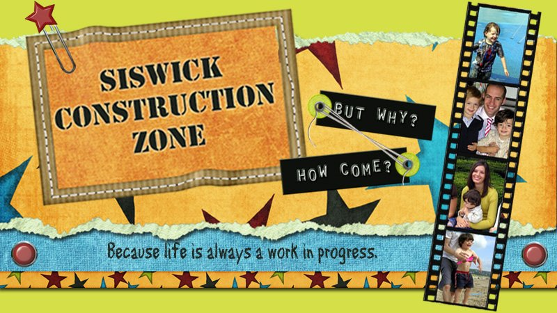 Siswick Construction Zone