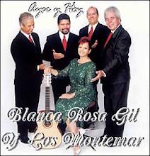 BLANCA ROSA GIL Y LOS MONTEMAR