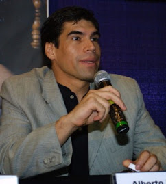 EL ACTOR ALBERTO ESTRELLA