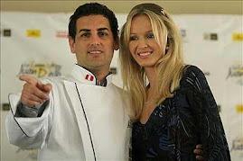 Juan Diego Junto a su Esposa en Lima-Perú