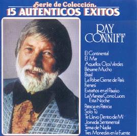 Una de las Portadas de los Cds de: Ray Conniff