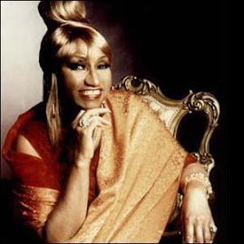 CELIA CRUZ.....FOREVER...