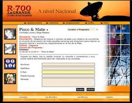 Esto es lo que fue Nuestra Pagina Web
