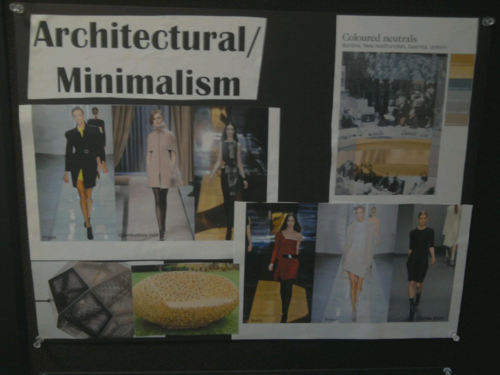 AIS Fashion Show 2011: Theme Concept Boards/Descriptions
