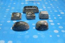 Tulang Harimau Jadi Batu