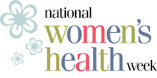 Although National Women&#39;s Health Week has passed, keep those pedometers handy!