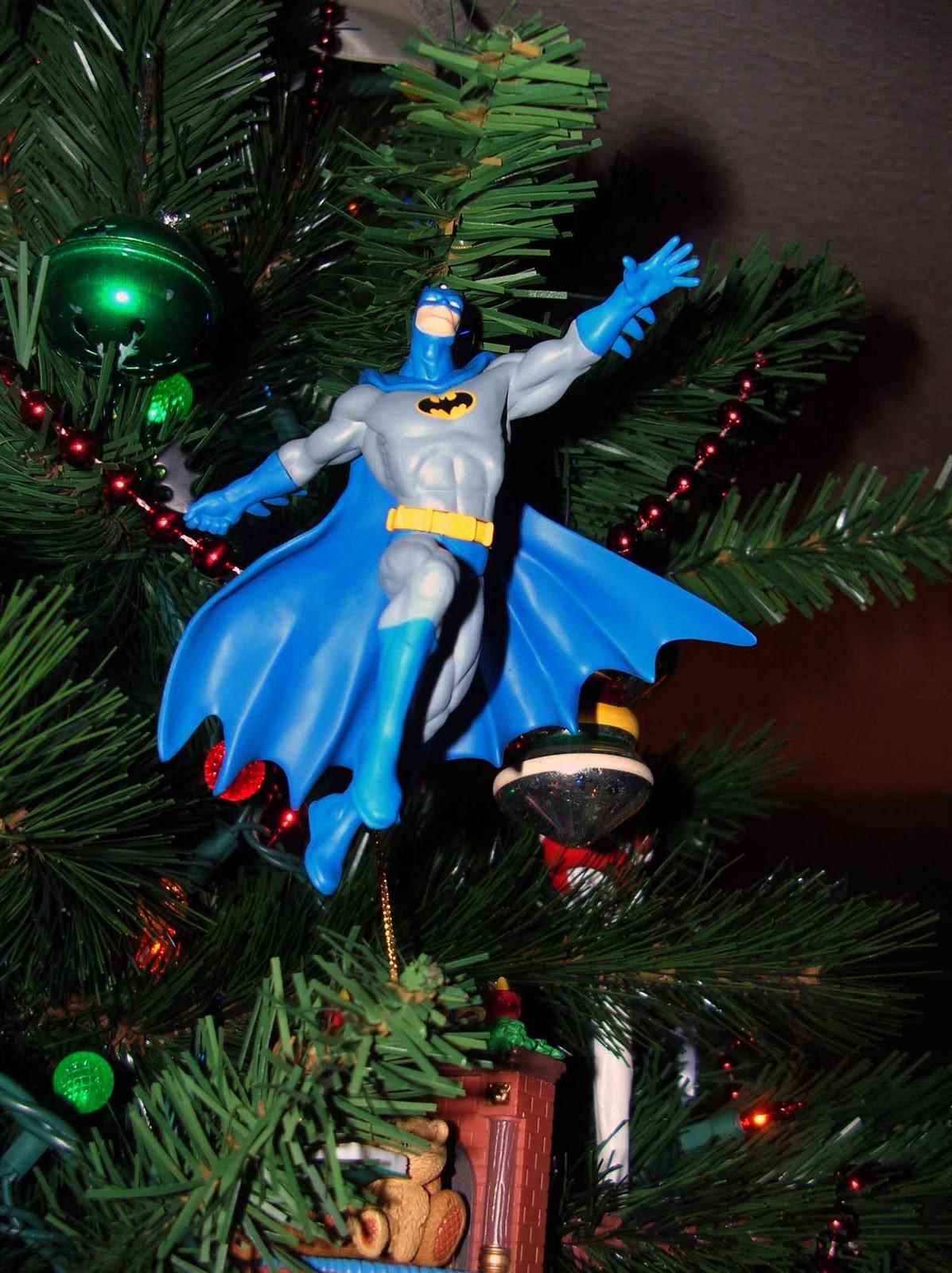 Batman christmas tree ornaments - Catwoman