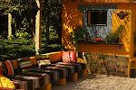 Ето как превърнахме занемарения двор в прекрасно място за почивка