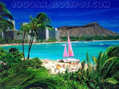 عکس فوق العاده زیبا از جزایر هاوایی