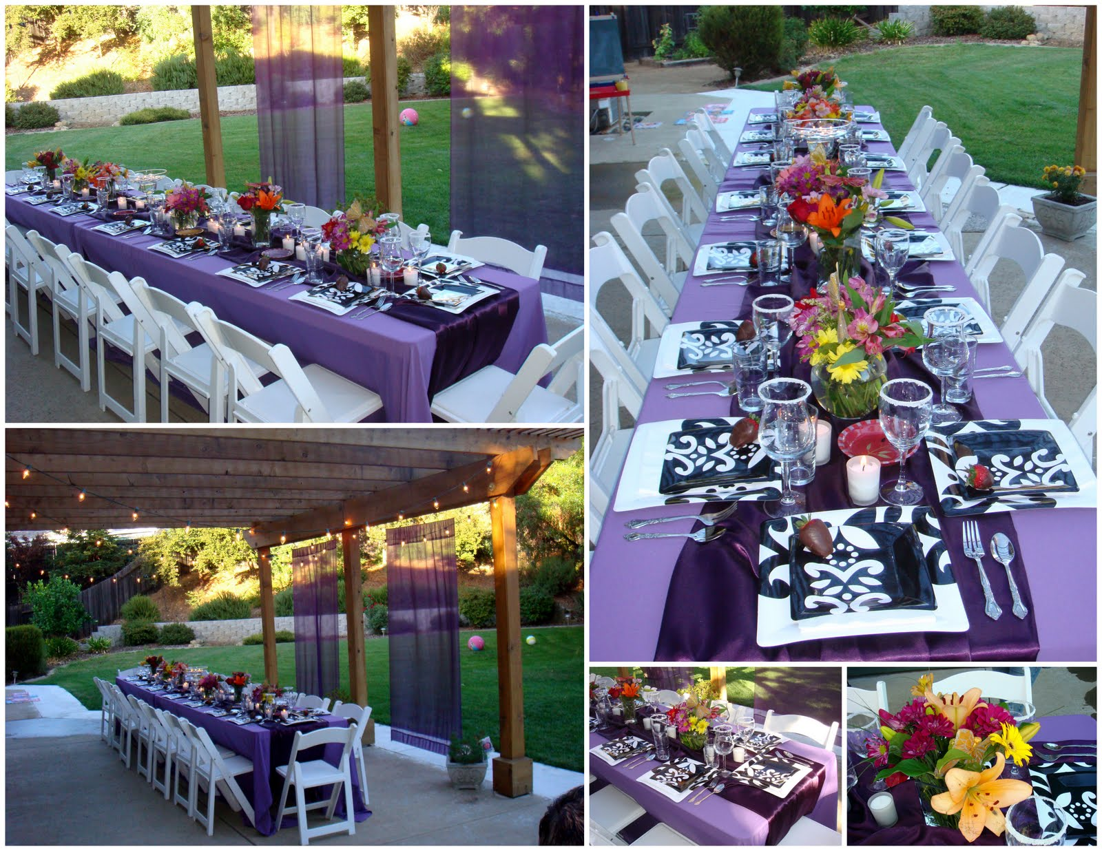 Centerpieces For Outdoor Graduation Party :  Graduation Ideas, Graduation Party Ideas, Graduation 2013, Grad Party